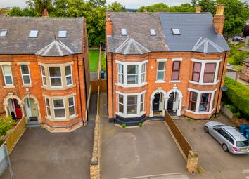 Thumbnail 5 bed semi-detached house for sale in Loughborough Road, West Bridgford