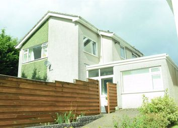 Thumbnail 4 bed detached house for sale in Cunningham Close, Sketty, Swansea