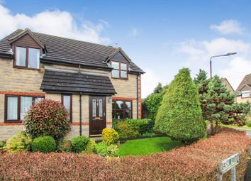 Thumbnail 2 bed semi-detached house for sale in Fern Lea, Shirland, Alfreton