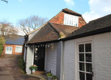 Thumbnail 2 bed semi-detached house for sale in Stone Street, Cranbrook, Kent