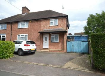 Thumbnail 4 bedroom semi-detached house for sale in Hillway, Linton, Cambridge