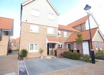 Thumbnail 4 bed property for sale in The Quays, Burton Waters, Lincoln