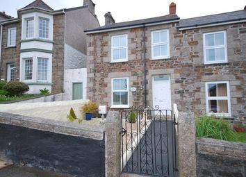 Thumbnail 3 bed end terrace house for sale in Redruth, Cornwall