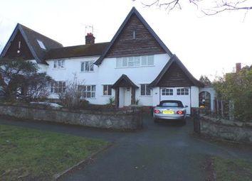 Thumbnail 3 bed semi-detached house for sale in The Avenue, Bryn Newydd, Prestatyn, Denbighshire