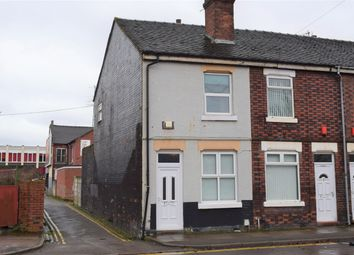 Thumbnail 2 bed terraced house to rent in Boothen Road, Stoke On Trent