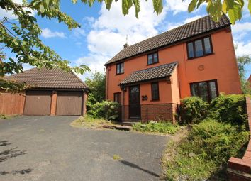 Thumbnail 3 bed detached house for sale in Cotman Avenue, Lawford, Manningtree