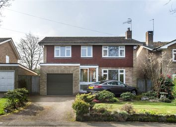 Thumbnail 4 bed detached house for sale in Dry Hill Park Road, Tonbridge, Kent
