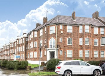 Thumbnail 3 bedroom flat for sale in Queensborough Court, North Circular Road, Finchley, London