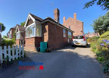 Thumbnail 2 bed detached bungalow for sale in Park Drive, Ilkeston, Derbyshire