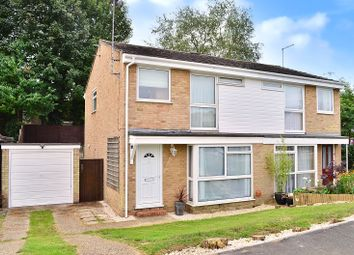 Thumbnail 3 bed semi-detached house for sale in Crawley Down, Crawley