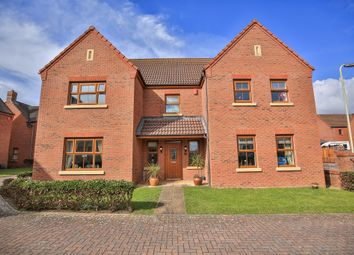 Thumbnail 5 bed detached house for sale in Sanderling Way, Rest Bay, Porthcawl