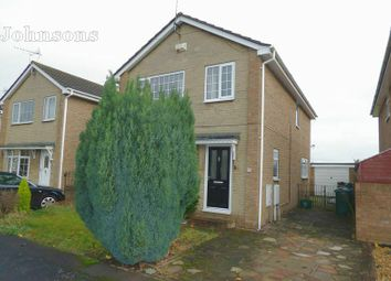 Thumbnail 4 bed detached house for sale in Stretton Close, Cantley, Doncaster.