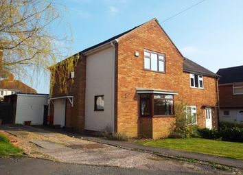 Thumbnail 2 bed property to rent in High Meadow, Rugeley