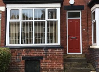 Thumbnail 4 bed terraced house to rent in Newport Mount, Burley, Leeds