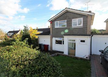 Thumbnail 3 bedroom detached house for sale in Broomfield Road, Tilehurst, Reading, Berkshire