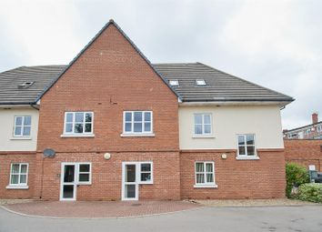 Thumbnail 1 bed flat for sale in High Street, Barwell, Leicester