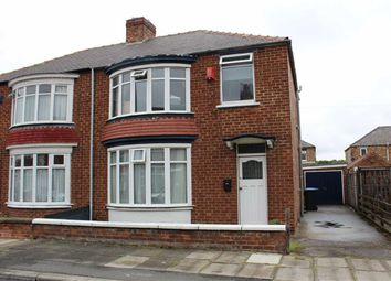 Thumbnail 3 bedroom semi-detached house for sale in Hambledon Road, Middlesbrough