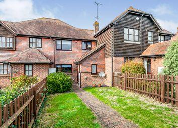 Thumbnail 3 bed terraced house for sale in Morley Drive, Horsmonden, Tonbridge, Kent