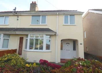 Thumbnail 3 bed property to rent in Victoria Drive, Llandudno Junction
