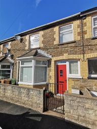 Thumbnail 3 bed terraced house for sale in Caradoc Street, Cwmcarn, Newport