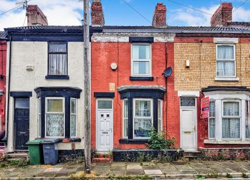 Thumbnail 2 bed terraced house for sale in Moorland Road, Tranmere, Birkenhead