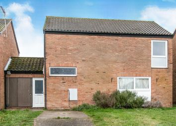 Thumbnail 3 bed link-detached house for sale in Eriswell Drive, Lakenheath, Brandon