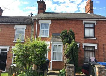 Thumbnail 3 bed terraced house for sale in North Hill Road, Ipswich
