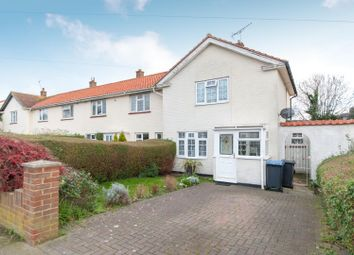 Thumbnail 3 bed terraced house for sale in Wellesley Avenue, Walmer, Deal