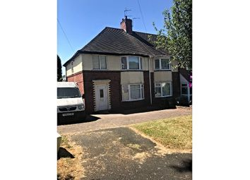 Thumbnail 3 bed end terrace house for sale in Hurst Road, Smethwick