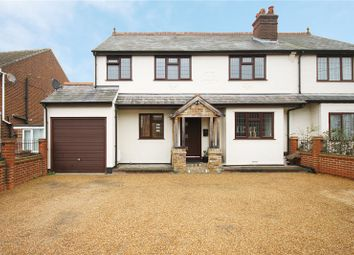 Thumbnail Semi-detached house for sale in Skinners Lane, Chelmsford, Essex