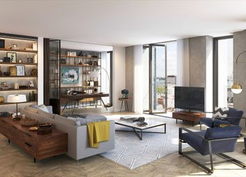 Thumbnail 2 bed flat for sale in Hexagon Apartments, Covent Garden