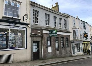 Thumbnail Retail premises to let in 2, Coinagehall Street, Helston, Cornwall
