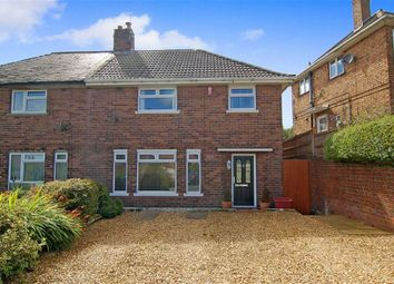 Thumbnail 4 bed semi-detached house for sale in Moorland Road, Mow Cop, Stoke-On-Trent