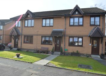 Thumbnail 2 bed terraced house for sale in Louise Gardens, Holytown, Motherwell