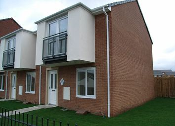 Thumbnail 3 bedroom detached house to rent in Hansby Drive, Speke, Liverpool