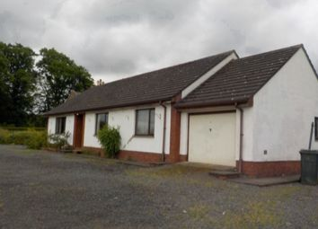Thumbnail 4 bed bungalow to rent in Kirkconnel, Sanquhar