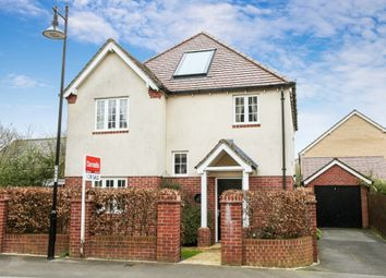 Thumbnail 4 bed detached house for sale in Gower Road, Shaftesbury