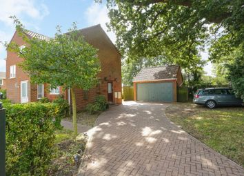 Thumbnail 4 bedroom detached house for sale in Grange Way, Broadstairs