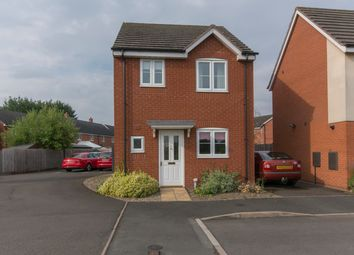 Thumbnail 3 bed detached house for sale in Harris Croft, Wem, Shrewsbury