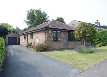 Thumbnail 3 bed detached bungalow for sale in Holbeach Drive, Walton, Chesterfield