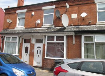 Thumbnail 3 bed terraced house to rent in Clifton Road, Balsall Heath, Birmingham