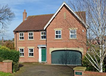 Thumbnail 6 bed detached house for sale in Boroughbridge Road, York