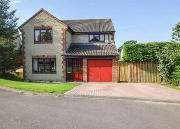 Thumbnail 4 bed detached house for sale in Twynnoy Close, Malmesbury