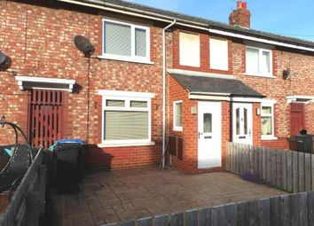 Thumbnail 2 bedroom terraced house for sale in Liverton Avenue, Middlesbrough