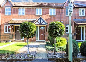 Thumbnail 2 bed terraced house for sale in Neville Drive, Romsey, Hampshire