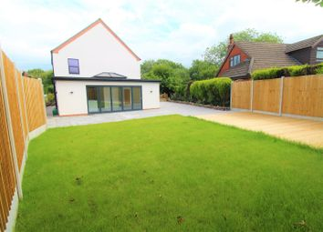 Thumbnail 4 bed detached house for sale in The Green, Baddeley Green, Stoke-On-Trent