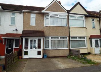 Thumbnail 3 bed terraced house for sale in Hainault, Essex