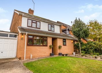 Thumbnail 3 bed link-detached house for sale in Spencer Road, Great Chesterford, Saffron Walden