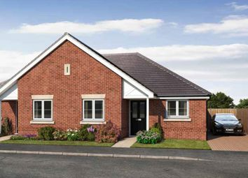 Thumbnail 2 bed bungalow for sale in Gateway Avenue, Newcastle Under Lyme, Staffordshire
