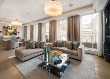 Thumbnail 5 bed town house for sale in South Street, Mayfair